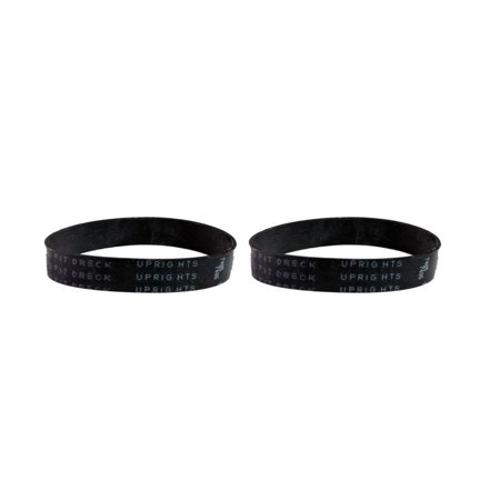 (2) Belts for Oreck 010-0604 Vacuum Cleaner Sweeper XL Upright 030-0604