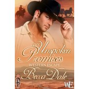 Unspoken Promises (Intro to Western Escape) - eBook