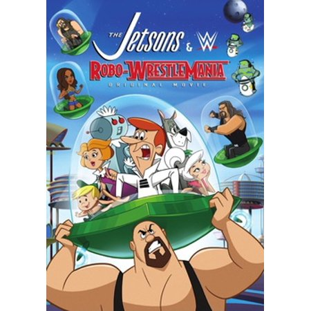 The Jetson Kids (The Jetsons & WWE: Robo-Wrestlemania)