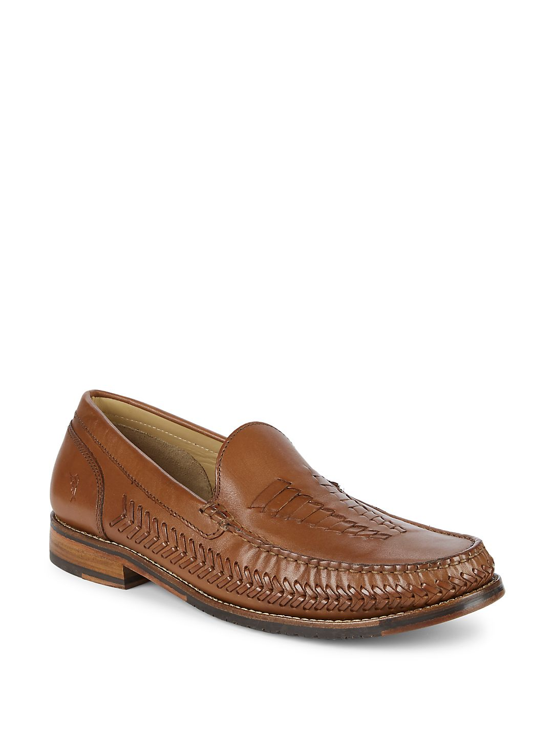 Haslington Leather Loafers