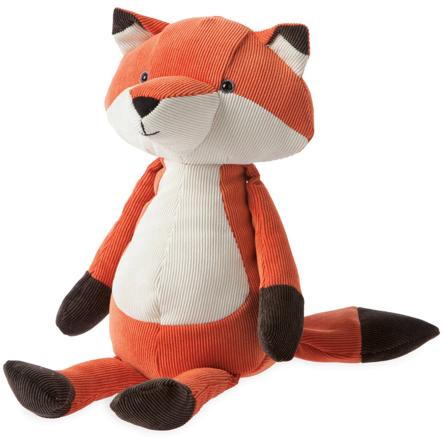 Manhattan Toy Folksy Foresters, Fox Plush Toy