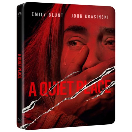 A Quiet Place (Steelbook) (Blu-ray)