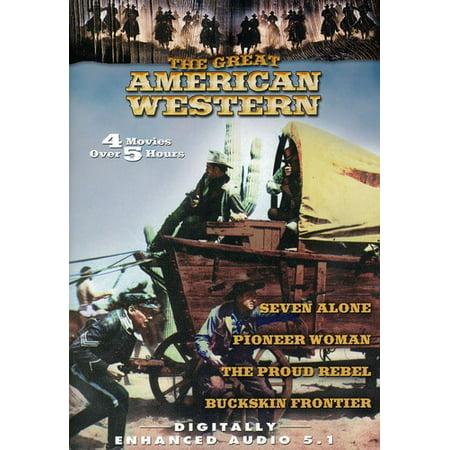 Great American Western: Volume 15 (DVD)