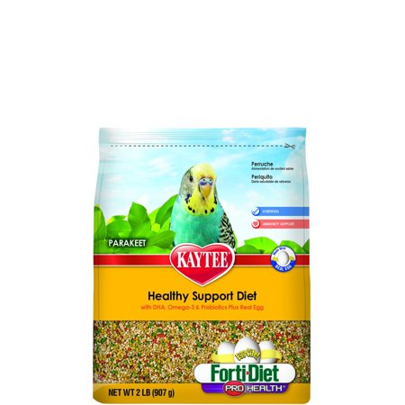 Egg Cite Forti Diet Pro Health Healthy Support Diet For Parakeets  2 Pound  Real Egg Provides High Quality Protein  Essential Nutrients And Fatty Acids By Kaytee