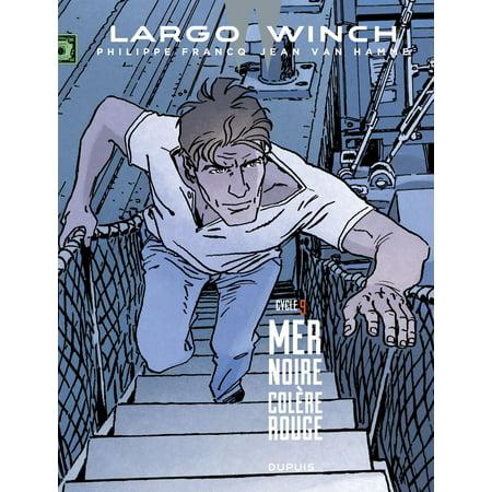 Largo Winch - Diptyques - tome 9 - Diptyque Largo Winch 9/10 - eBook ()