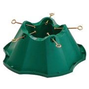 Jack-Post 522-ST Oasis Christmas Tree Stand for Trees Up To 10', 1.9-Gallon