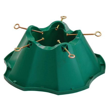 Jack-Post 522-ST Oasis Christmas Tree Stand for Trees Up To 10