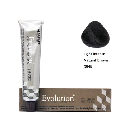 Intenze Light (Alfaparf color- Light Intense Natural Brown)