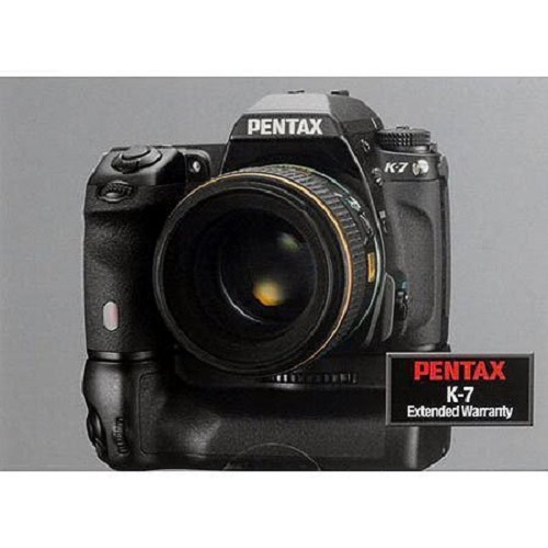 Pentax K-7 Extended Warranty +2 Years - 80250