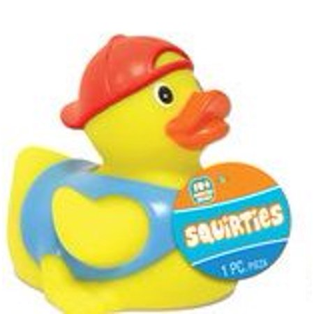 Squirtie Bathtub Toy - Squirt Duck, Baseball by Ja-Ru, Inc. - image 1 de 1