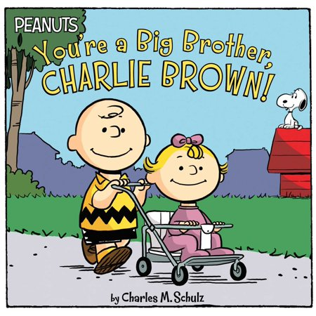 You're a Big Brother, Charlie Brown! - Charlie Brown Halloween Lucy