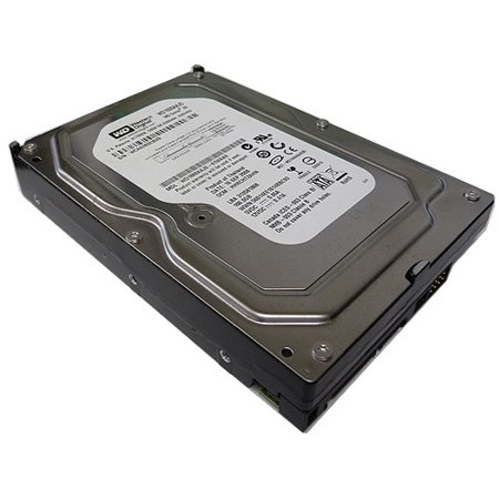 "Western Digital WD1600AAJS 160GB 8MB Cache 7200RPM SATA 3.0Gb/s 3.5"" Desktop Hard Drive - OEM w/ 1 Year Warranty"