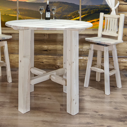 45 in. Round Bistro Table