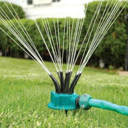 360 Degrees Flexible Garden Lawn Sprinkler Yard Sprinkler Durable Lawn Pipe Hose Irrigation System grass Lawn Water Sprayer