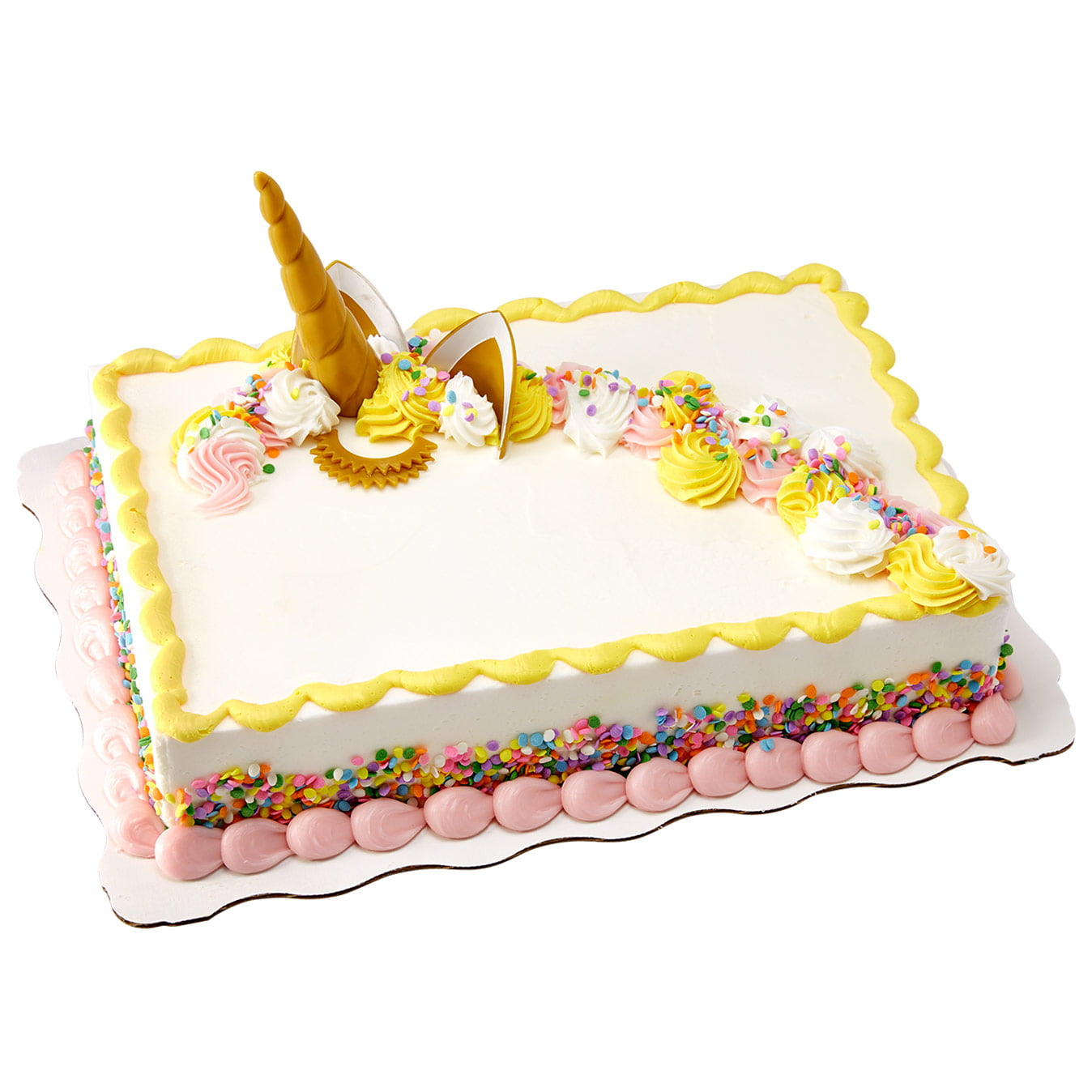 Enjoyable Unicorn Kit Cake Walmart Com Walmart Com Personalised Birthday Cards Veneteletsinfo