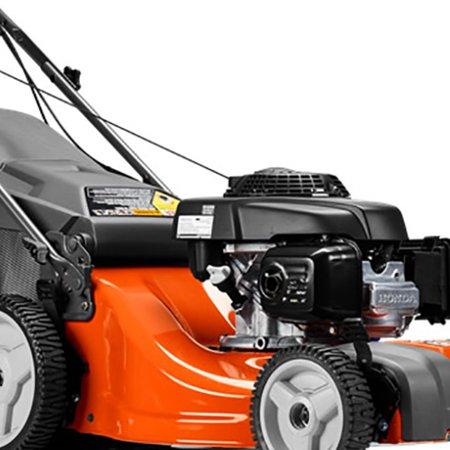 Husqvarna LC221R Walk Behind Mower w/ Kohler Engine and 21 Inch Cutting Width Asphalt Walk Behind Saws