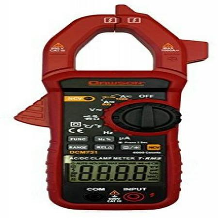 Dawson DCM731 TRMS Digital AC/DC Clamp Meter