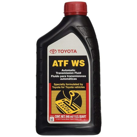 Toyota Lexus Automatic Transmission Fluid 1QT WS ATF World Standard, Ready to install. By