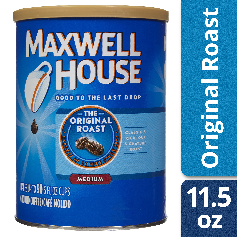 Maxwell House Original Roast Ground