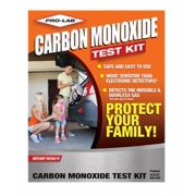 Professional Carbon Monoxide Test Kit and Detector Only One
