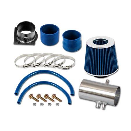 RL Concepts Blue Short Ram Air Intake Kit + Filter 98-02 Mercury Mystique 2.5L