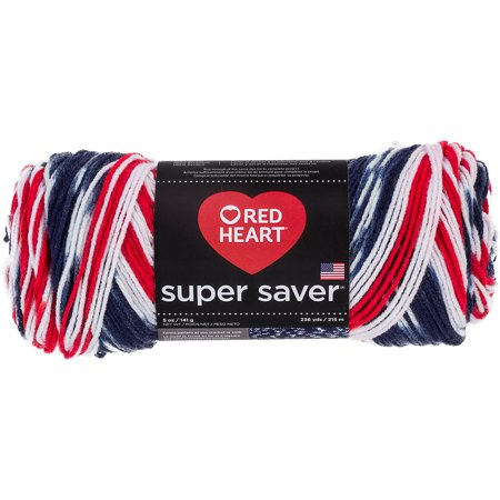 Red Heart Super Saver Americana Yarn, 236 Yd.