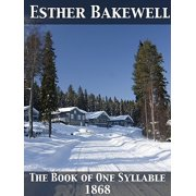 The Book of One Syllable - eBook