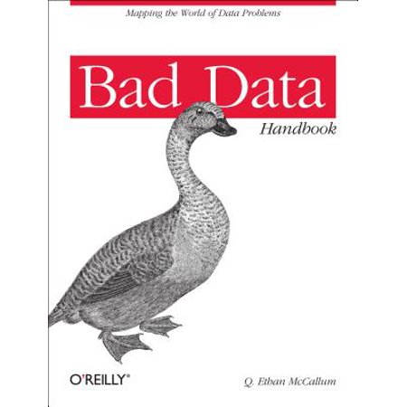 Bad Data Handbook : Cleaning Up the Data So You Can Get Back to