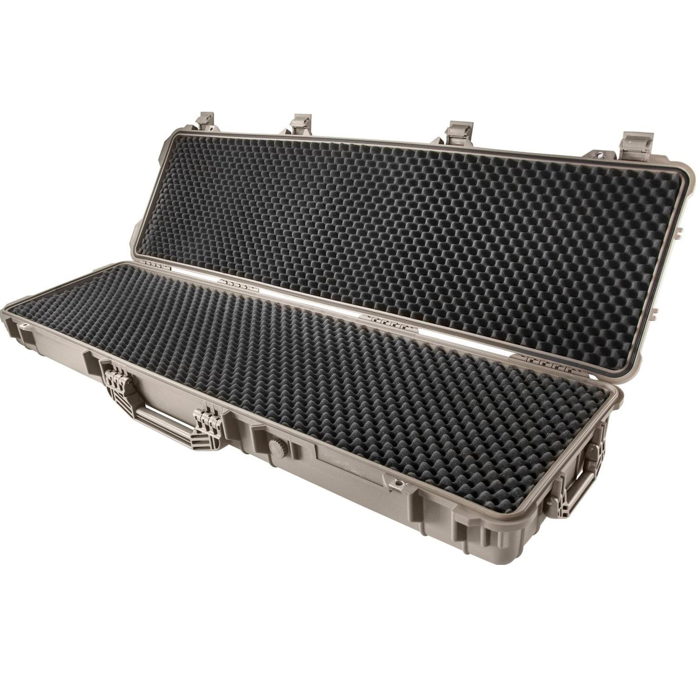 Barska Loaded Gear AX-500 Hard Case - 53in Dark Earth