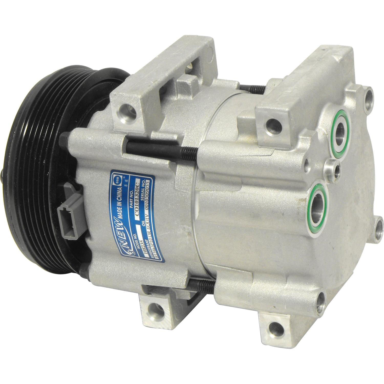 New UAC CO 101320C A/C Compressor -- FS10 Compressor Assembly