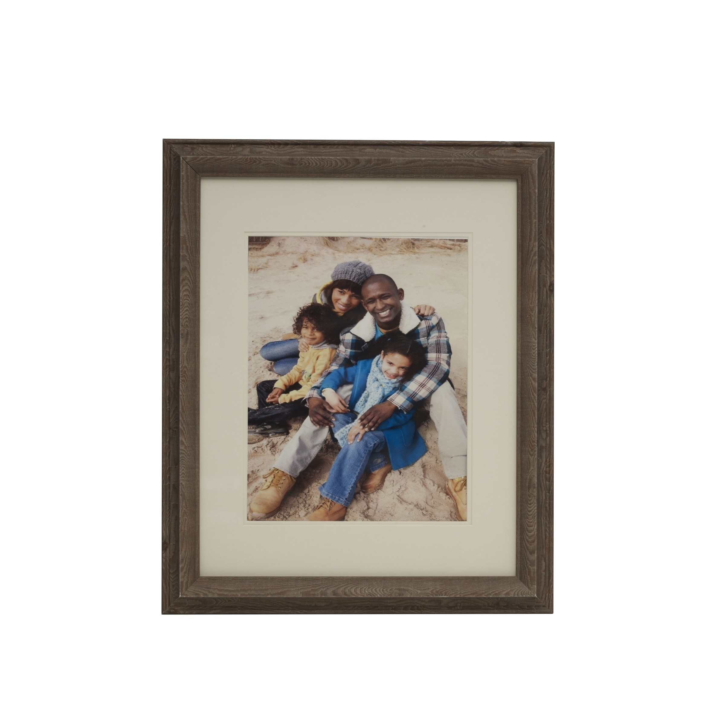 Melannco Wood 19x23 Photo Frame - Walmart.com