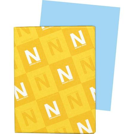 Exact, WAU82321, Vellum Bristol Paper, 250 / Pack, Blue (Vellum Printer Paper)