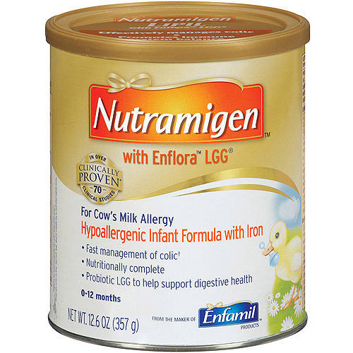 Nutramigen with Enflora LGG baby formula ��� 12.6 oz Powder can