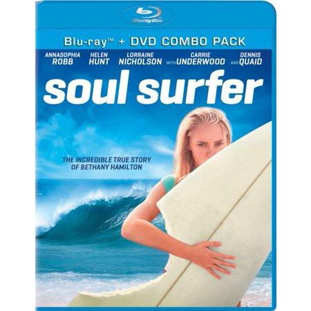 Soul Surfer (Blu-ray) (Soultaker Movie)