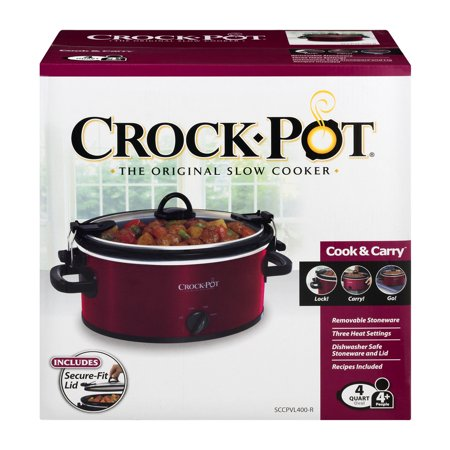 Crock-Pot The Original Slow Cooker - 4 Quart, 1.0 CT