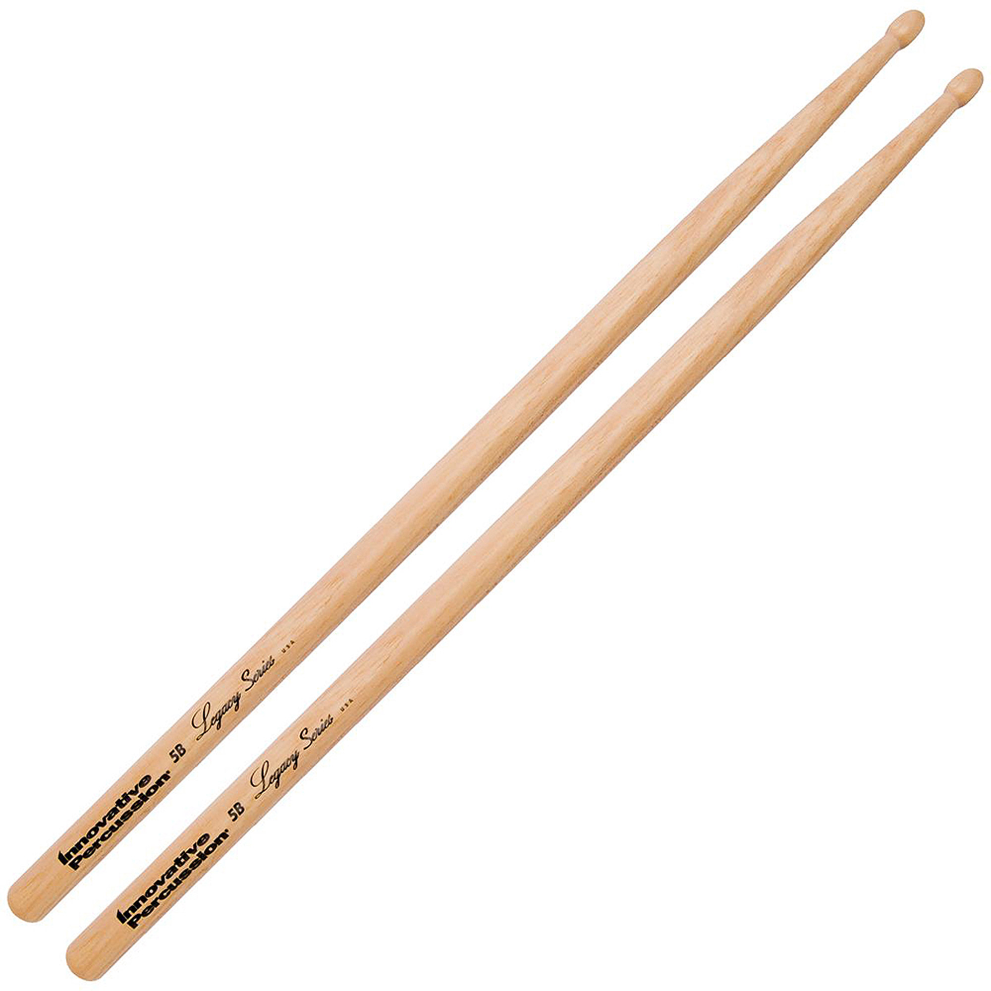 Innovative Percussion Legacy 5B Teardrop Bead Drum Sticks