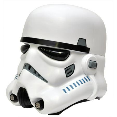 Storm Troopers Costumes (White and Black Storm Trooper Helmet Costume)