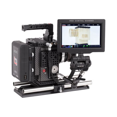 Wooden Camera - RED Male LEMO to Female Pogo LCD/EVF Cable (12, Weapon/Scarlet-W/Raven) (Pogo Tv)