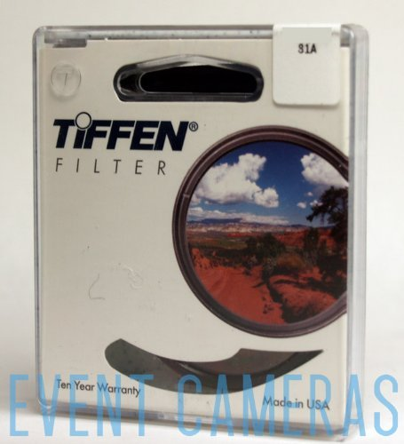 Tiffen 49mm 81A Filter