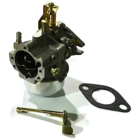 - Carburetor with 2-Choke Shafts and governor ball Fits Kohler K241 K301 10 HP 12 HP NEW #26