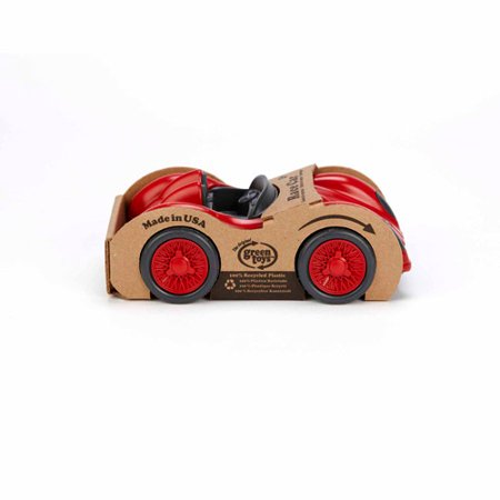 Best Green Toys Race Car, Red deal