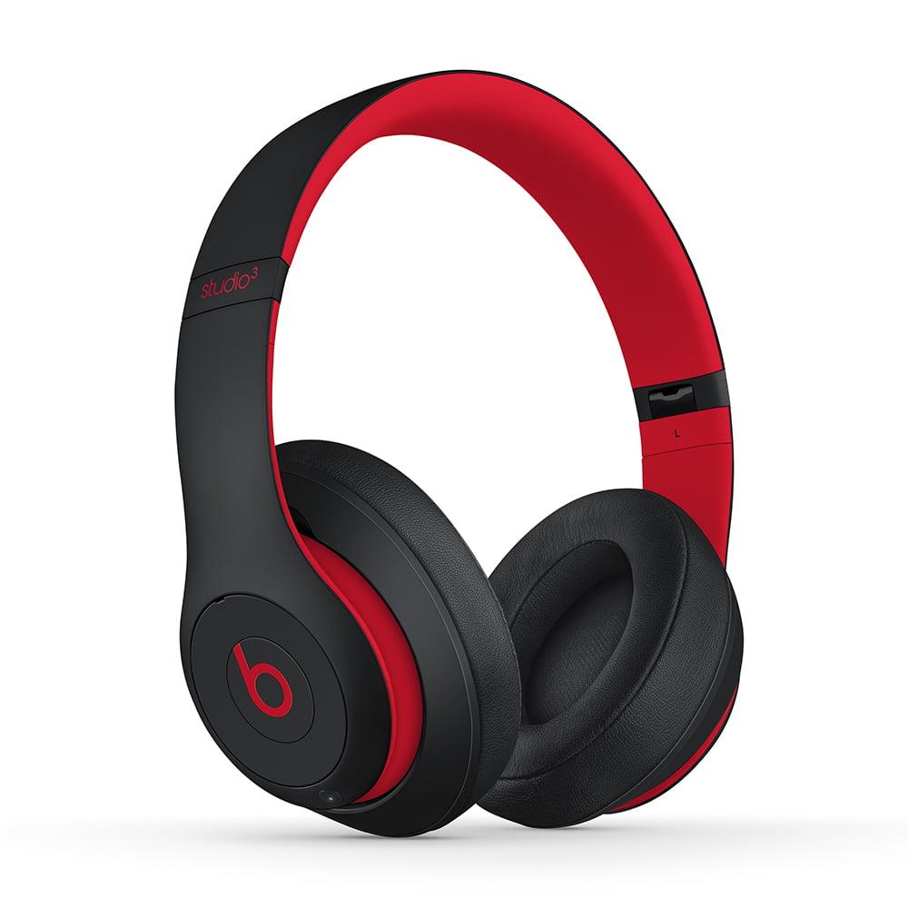 Beats Studio3 Wireless Over-Ear Noise Cancelling Headphones - Matte Black -  Walmart.com - Walmart.com
