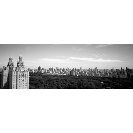 Cityscape Of New York NYC New York City New York State USA Poster Print
