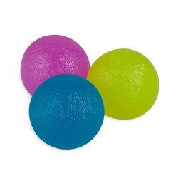 Gaiam Restore Hand Therapy Exercise Ball Kit (Hand Therapy)
