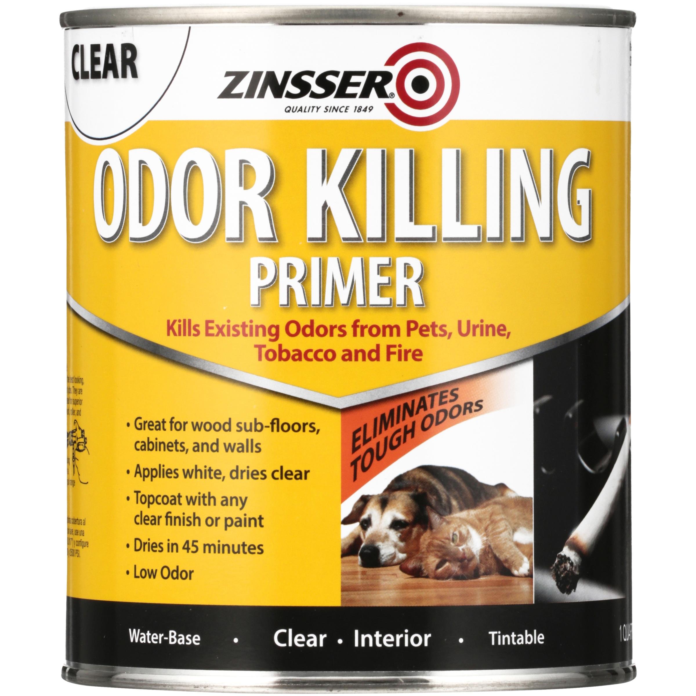 Zinsser Clear Indoor Odor Killing