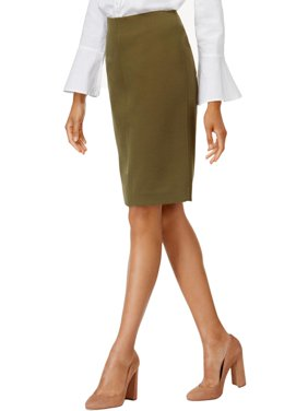 cd081d2964f24f Product Image Olivia & Grace Womens Pull On Above Knee Pencil Skirt
