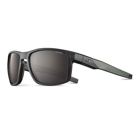 Julbo Stream Performance Polarized 3 - Transluscent Black/Army Sunglasses (Julbo Sunglasses Polarized)