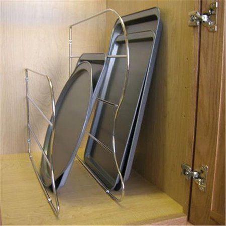 HD RSLD.597.18CR.10 Rev-A-Shelf Tray Divider Chrome, 18 - 18 Inch Chrome Plated