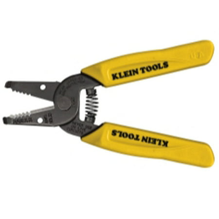 Klein Tools 11047 Flat Design Wire Stripper/Cutter for 22-30 AWG Stranded Wire