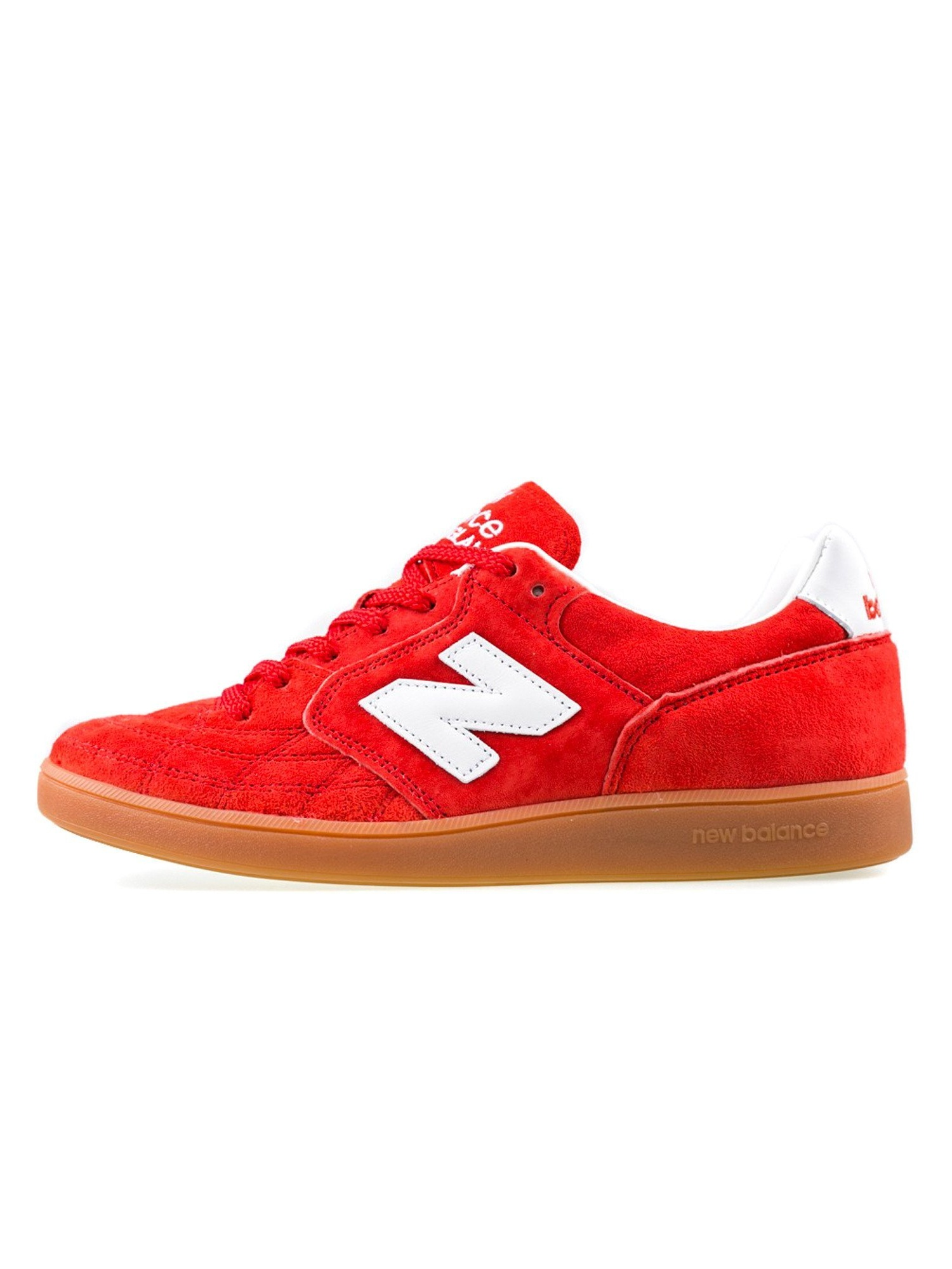 Mens New Balance Epic Made In UK Red Gum Brown White EPICTRLA